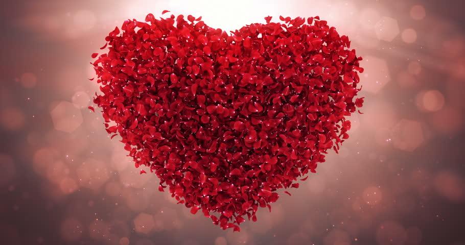Valentine Card Footage Video – St Valentines Cards