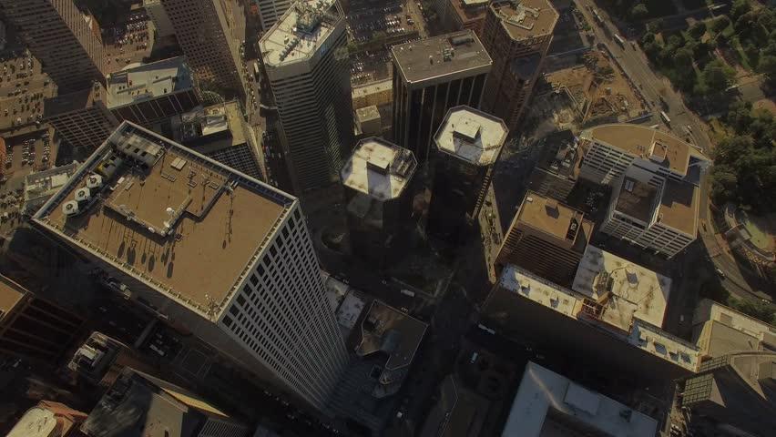 Aerial Colorado Denver 4K Aerial video of Denver in Colorado. | Shutterstock HD Video #23278345