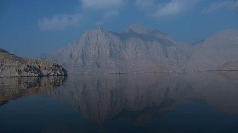 Kashab's Fjords, Oman