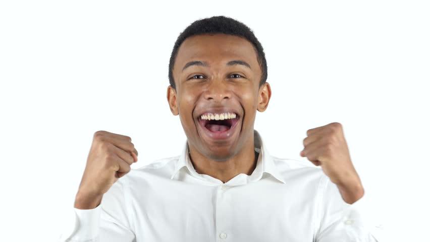 Image result for happy black man
