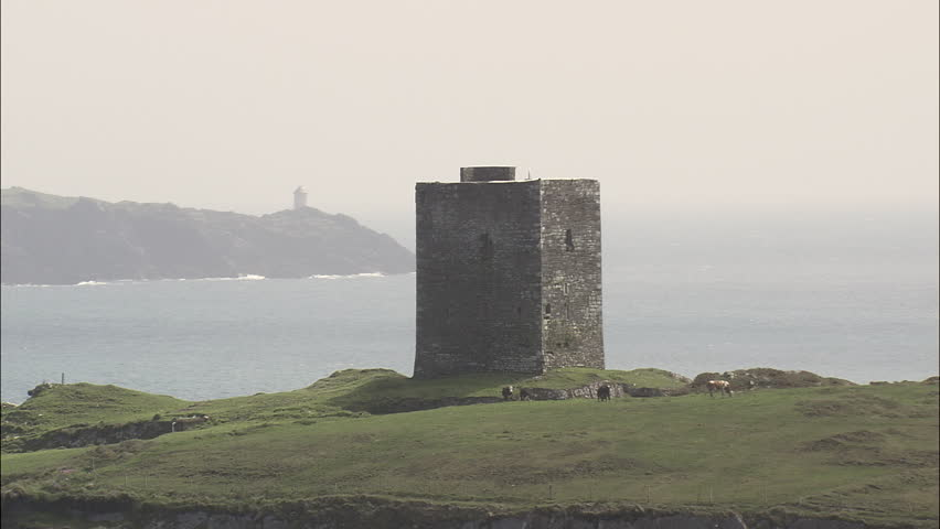 Castle Point To Long Island Lighthouse | Shutterstock HD Video #23668735