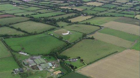 Newgrange Ancient Burial Site