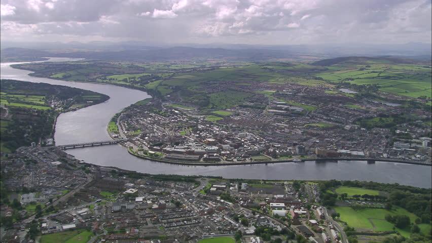 Derry   Shutterstock HD Video #23701435