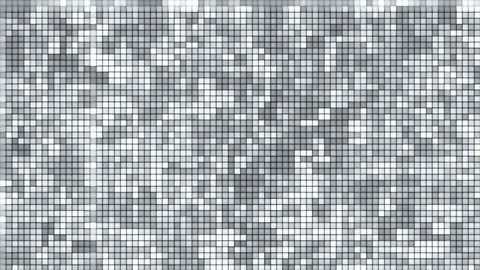 White square blocks background. Seamless loop animation. Other colors available - check my profile.