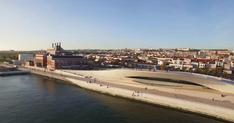 MAAT Museum - Belém, Portugal