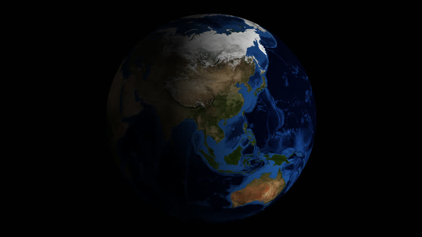 Highly Detailed Global Using Satellite Imagery NASA Animation - Detailed satellite imagery