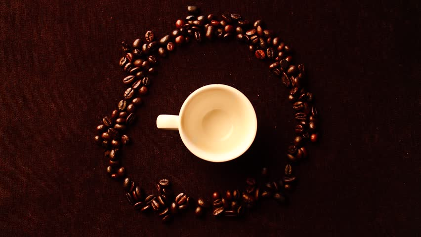 Stop Motion Coffee