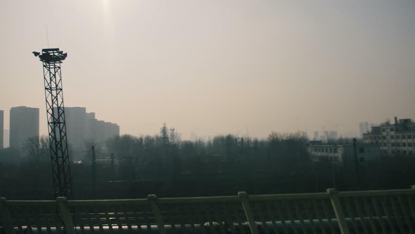 Dark smog