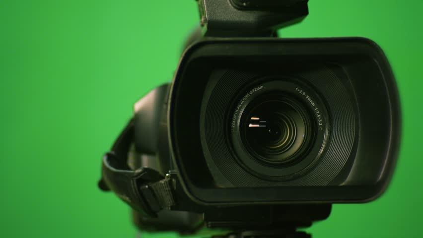 Camera Lens. Stock Footage Video 683740   Shutterstock