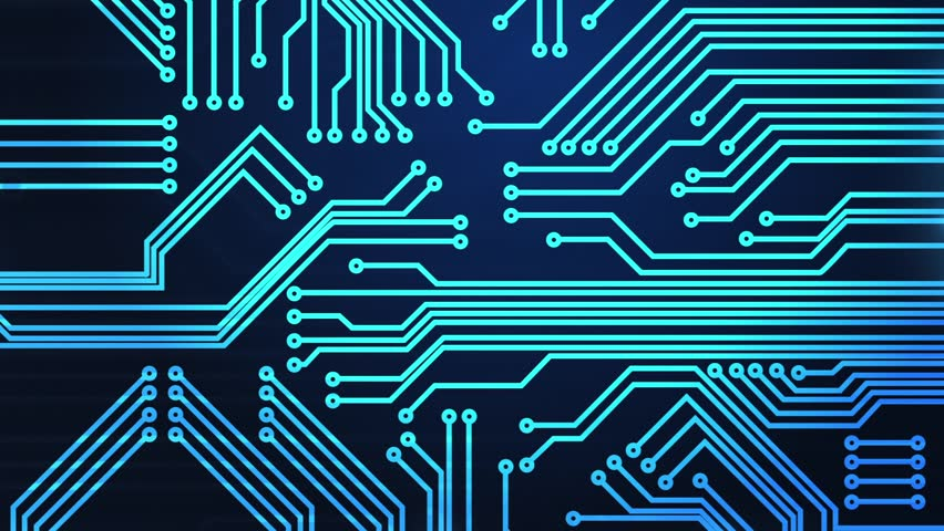 Stock video of circuit board animations: modern full hd after ...