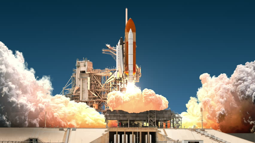 space shuttle animation - photo #40