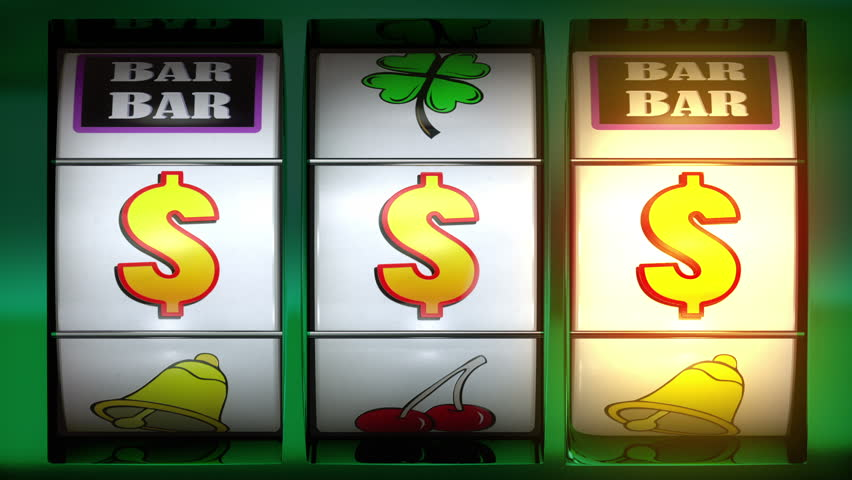 Slot Machine animation showing winning | Shutterstock HD Video #24255380