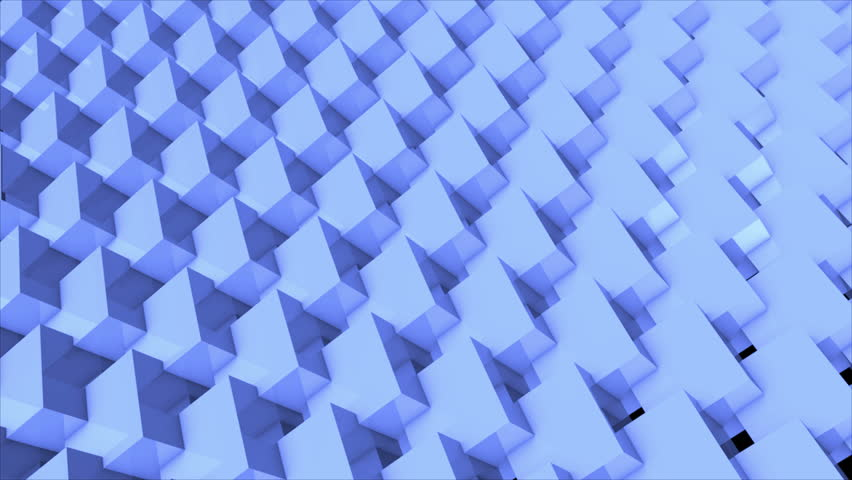 Abstract background with cubes. Seamless loop | Shutterstock HD Video #24387275