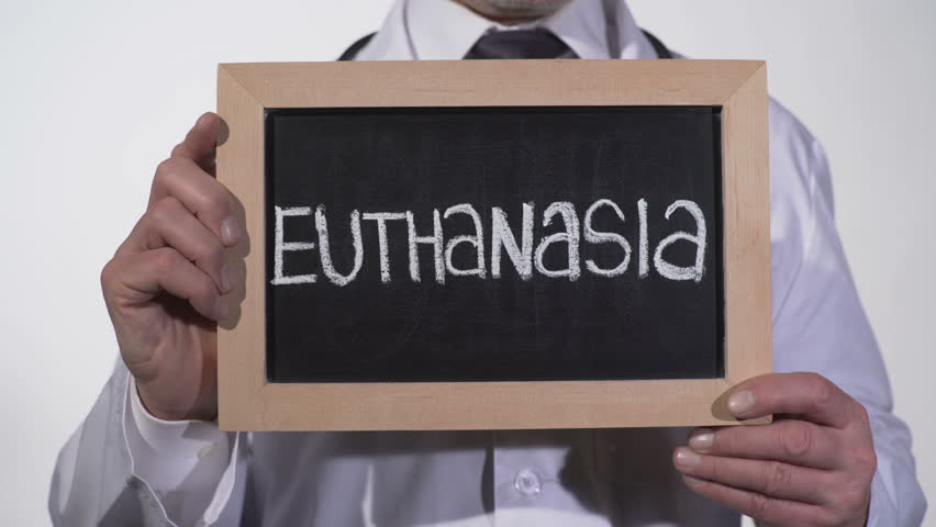 against euthanasia video