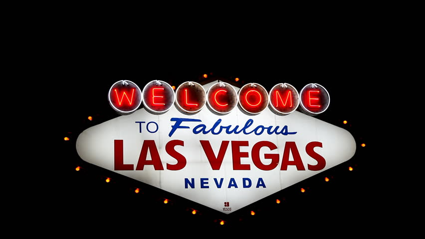 Famous Welcome to Fabulous Las Vegas sign. -Nevada, USA | Shutterstock HD Video #2464445