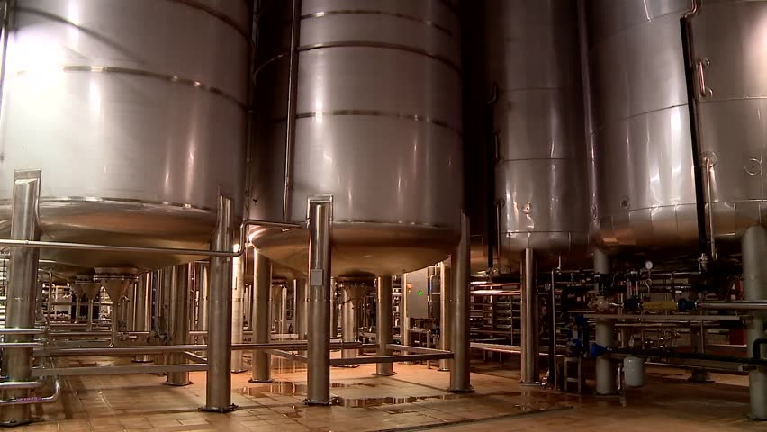 Header of brewery