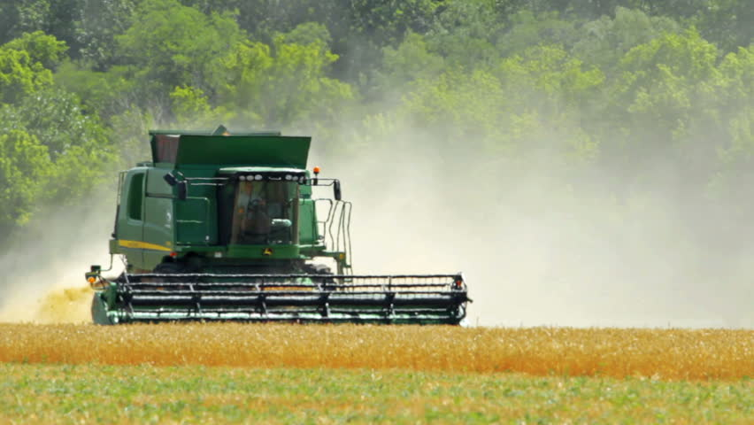 Header of harvester