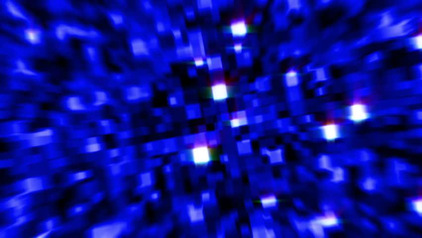 Complex 3d graph transform | Shutterstock HD Video #2496515