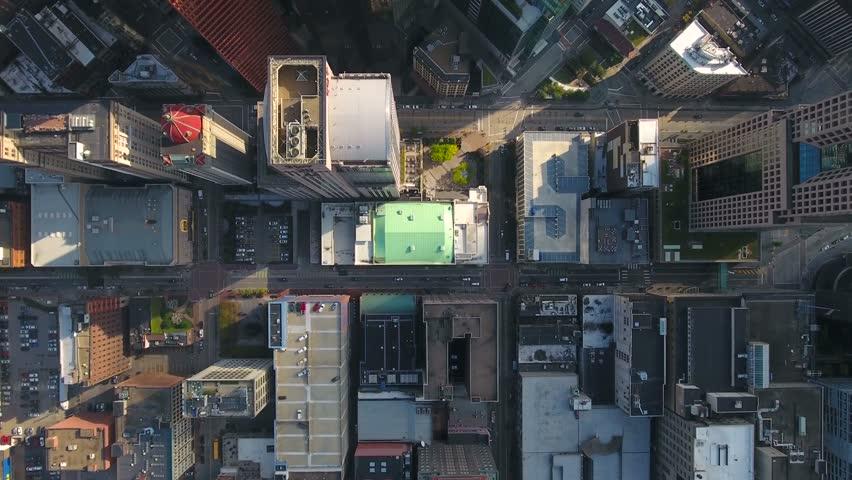 Aerial Pennsylvania Pittsburgh September 2016 4K | Shutterstock HD Video #25407605
