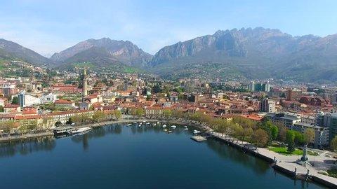 Como Lake - City of Lecco
