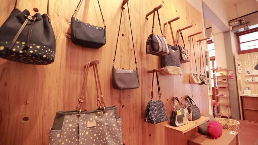 Taipei Taiwan 16 February 2016 Handbags Stock Footage Video 100 Royalty Free 25630865 Shutterstock