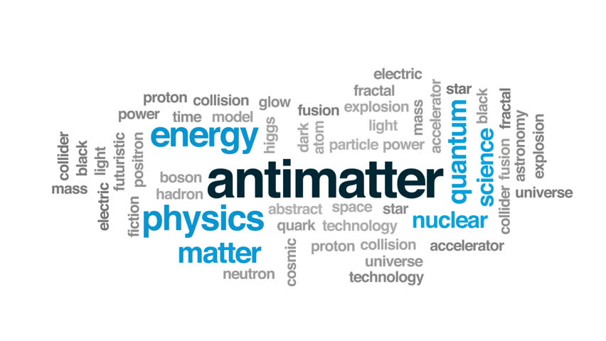 Header of antimatter