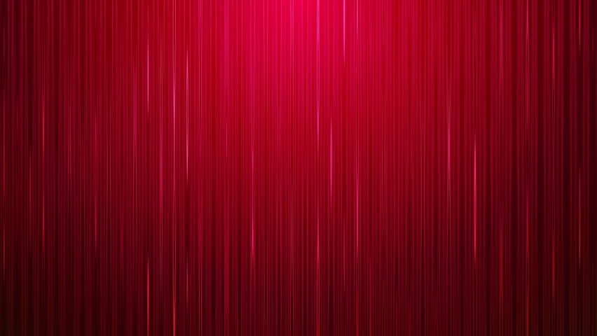 Red background animation with vertical stripes. 4K Ultra High Definition video loop.