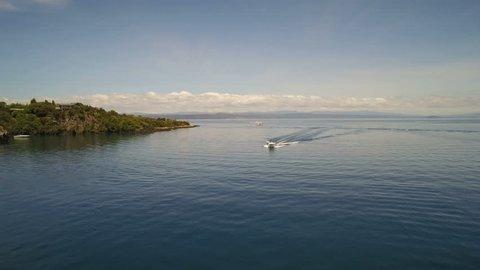 Tourism Lake Taupo New Zealand
