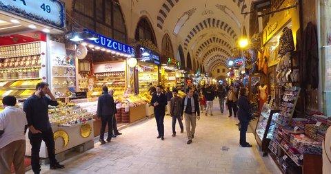 Istanbul - Jul 3: Turkish Stock Footage Video (100% Royalty-free