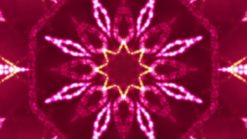 Particle Magic Sparkles One Color Loop | Shutterstock HD Video #2588504
