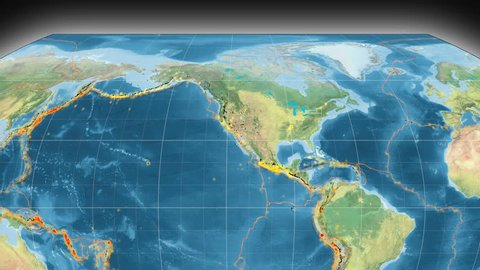 500 North America Map Topographic Stock Video Clips And Footage