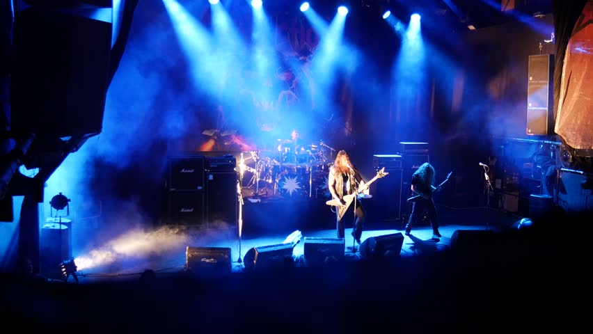 Header of Thrash metal