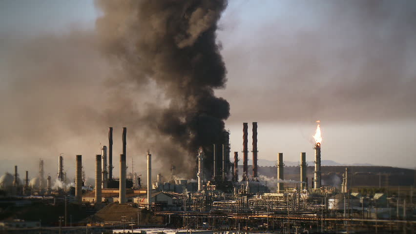Image result for dirty refinery