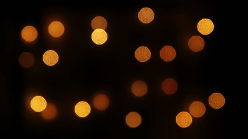 Photo Collection Bokeh Black Background