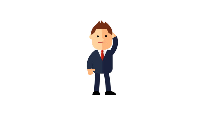 Concept Idea Businessman In Suit Pointing At Light Bulb As A Symbol Of Having An