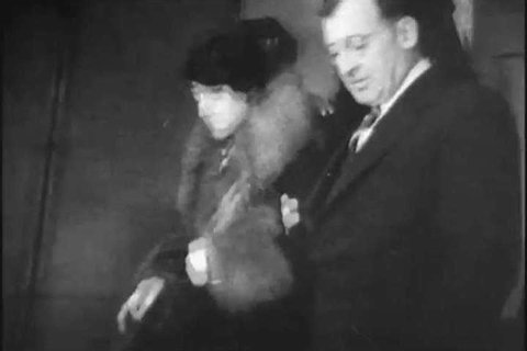 1930s: Suspect Bruno Richard Hauptmann is indicted in the kidnapping of the baby of Charles Augustus Lindbergh and wife Anne Morrow Lindbergh and the crime scene, Highlands, Lindbergh's estate