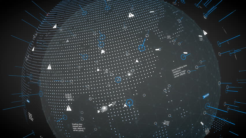 3D CG, Digital design worldmap, network, technology.