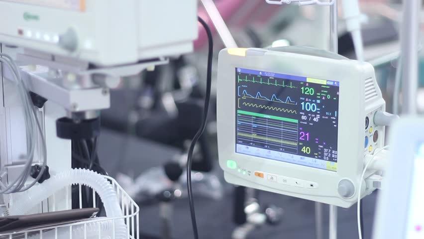 Modern medical monitor