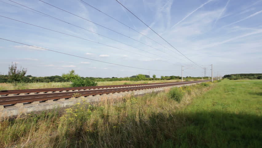 German high-speed train | Shutterstock HD Video #2695721