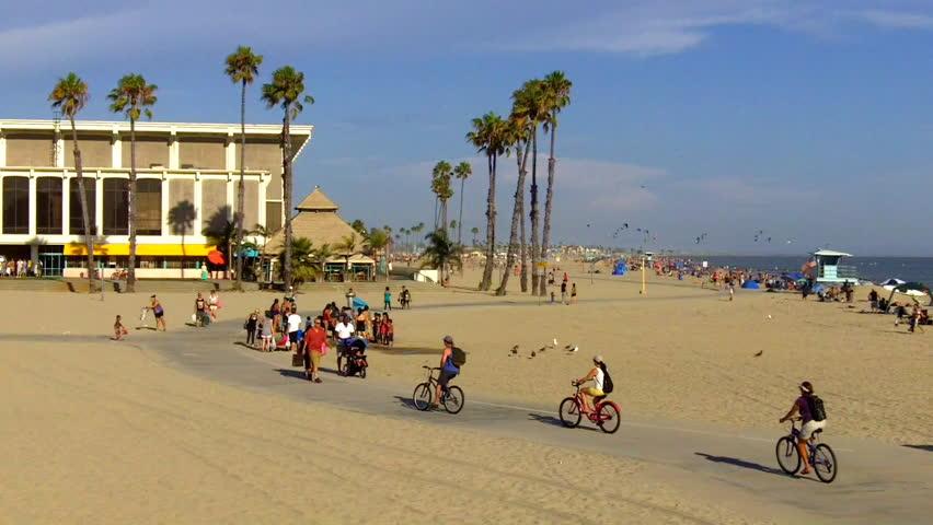 Stock Video Of Long Beach Ca August 5 2701925 Shutterstock