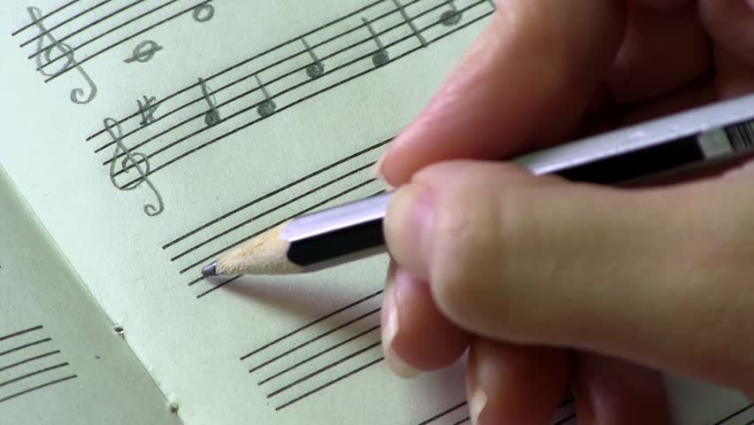 Header of composer
