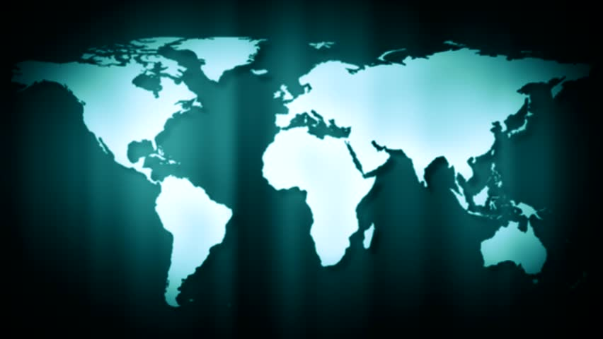 Stock video of all the countries of the world 593011 shutterstock hd0010abstract cgi motion graphics and animated background with spinning map gumiabroncs Images