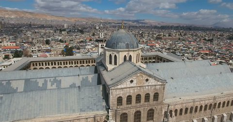Great Mosque of Damascus , syria  2017