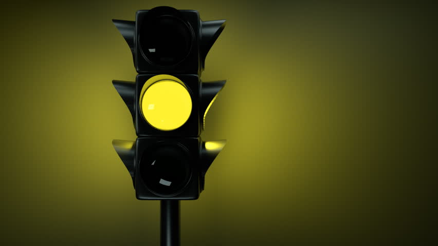 traffic lights as background