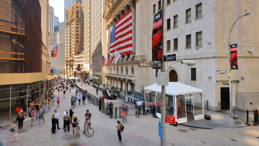 Nyse Stock Footage Video Shutterstock