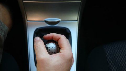 Changing gears fast on a manual gearbox