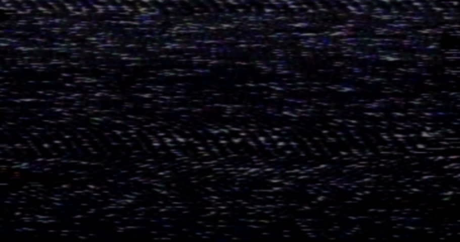 vhs background realistic flickering, analog vintage TV signal with bad interference, static noise background, overlay ready
