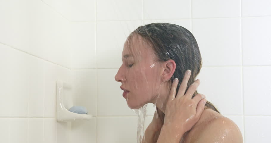 Shower Shaved Video Clips