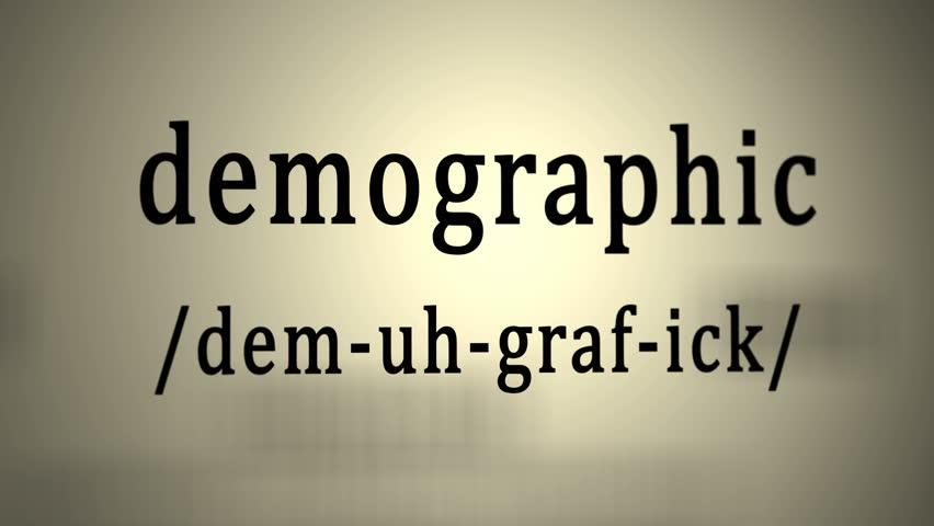 Demographic Definition