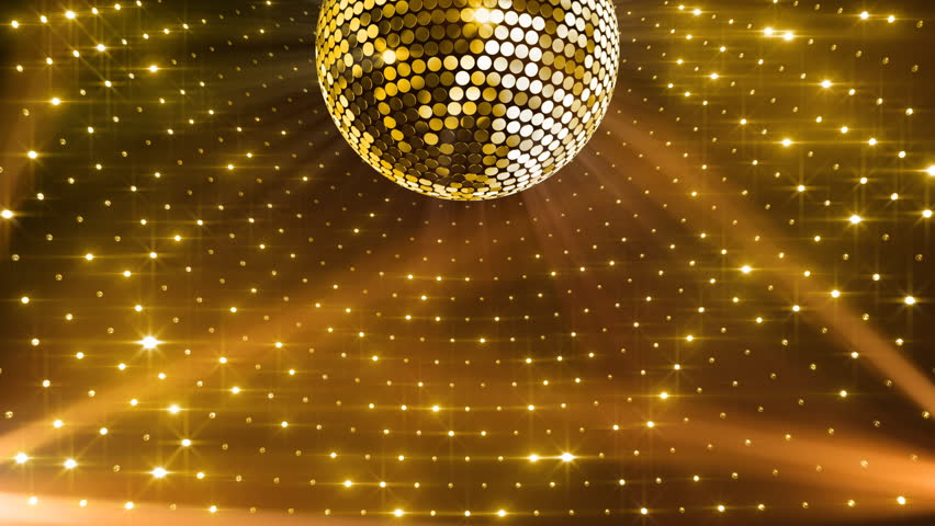 Mirror Ball And Ball Light. Stock Footage Video 2907550 ...